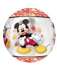 Ronde aluminium ballon Mickey™