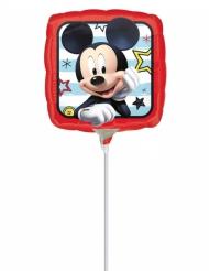 Vierkante aluminium Mickey™ ballon