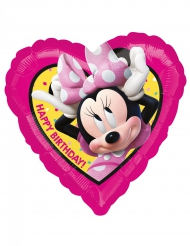 Minnie Mouse™ hartjes ballon