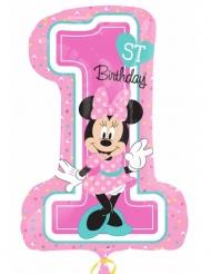Aluminium verjaardag ballon Minnie Mouse™