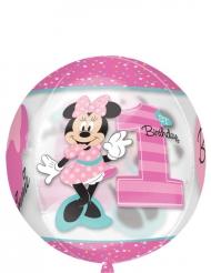 Ronde aluminium Minnie™ ballon
