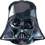 Kleine aluminium Darth Vader™ ballon