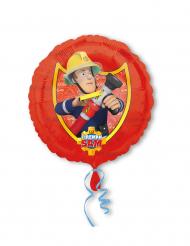 Aluminium Sam de Brandweerman™ ballon