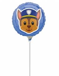 Kleine aluminium Chase™ Paw Patrol Emoji™ ballon