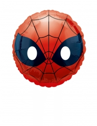 Kleine Spiderman™ Emoji™ ballon