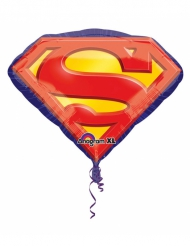 Aluminium Superman™ ballon