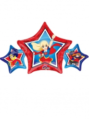 Kleine Super Hero Girls™ aluminium ballon