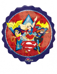 DC Super Hero Girls™ aluminium superheldinnen ballon