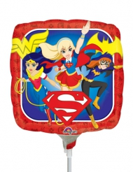 Aluminium DC Super Hero Girls™ ballon