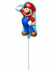 Kleine aluminium Super Mario™ ballon