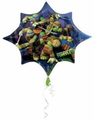 Aluminium ballon Ninja Turtles™ ster