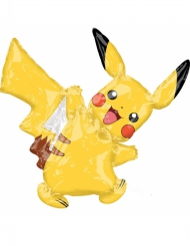 Kleine aluminium ballon Pikachu™