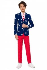 Mr. USA Opposuits™ kostuum voor tieners