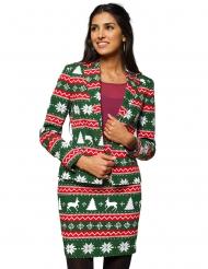 Mrs. Festive Opposuits™ kostuum voor vrouwen