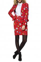 Mrs. Dashing Opposuits™ kostuum voor vrouwen