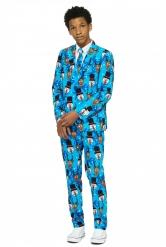 Mr. Winter winner Opposuits™ kostuum voor tieners