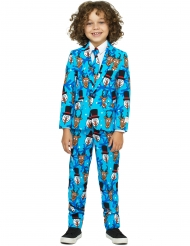 Opposuits™ Mr. Winter winner kostuum voor kinderen