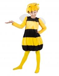 Zwart en geel Maya de Bij™ kostuum voor kinderen