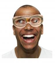 10 kartonnen Googly Eyes brillen