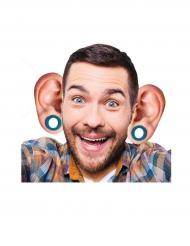 10 paar grote kartonnen oren
