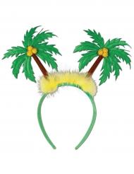 Haarband met palmbomen voor volwassenen