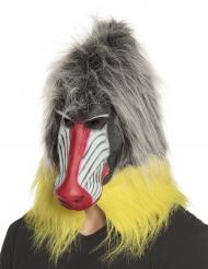 Latex baviaan masker voor volwassenen