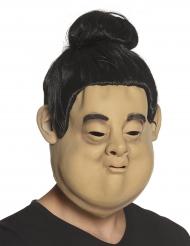 Latex sumo worstelaar masker voor volwassenen