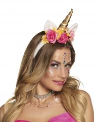Magische eenhoorn haarband voor vrouwen