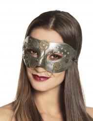 Stijlvol steampunk masker voor vrouwen