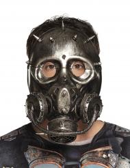 Steampunk gasmasker voor volwassenen