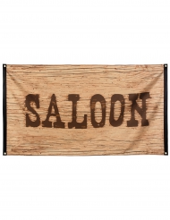Wild West saloon vlag