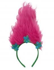 Roze troll haarband voor vrouwen