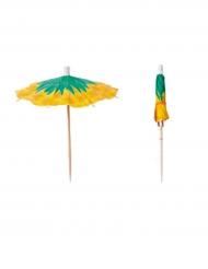 12 ananas cocktail paraplu