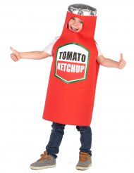 Ketchup kostuum voor kinderen