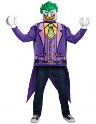 Lego® Joker kostuum voor volwassenen