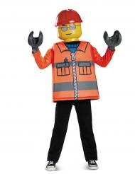 Lego® bouwvakker kostuum voor kinderen