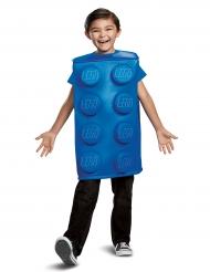 Blauw Lego® blokje kostuum voor kinderen