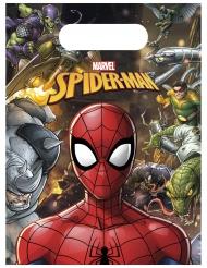 6 Spiderman™ cadeauzakjes