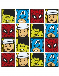 20 papieren Avengers™ servetten