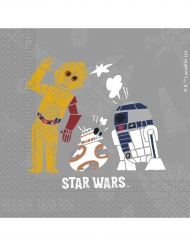 20 papieren Star Wars Forces™ servetten