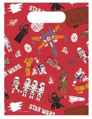 6 Star Wars Forces™ feestzakjes