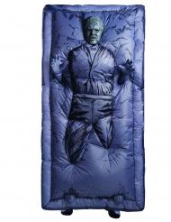 Opblaasbaar Han Solo™ carbonite kostuum voor volwassenen