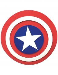Captain America™ schild van schuim voor kinderen