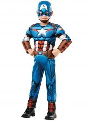Luxe Captain America™ animatieserie pak voor jongens