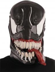 Volledig latex Venom™ masker voor volwassenen