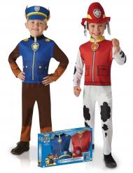 Duo kostuum Paw Patrol™ Chase en Marshall