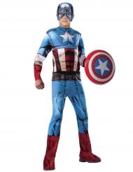 Klassiek Captain America™ kostuum voor kinderen
