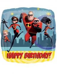 The Incredibles™ aluminium ballon