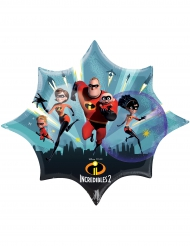 The Incredibles™ aluminium ster ballon