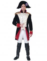 Luxe Franse keizer kostuum voor mannen